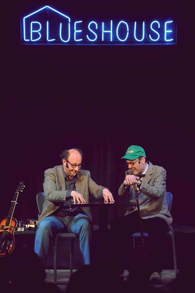 Cabaret is Back! Musicomedians al Blues House
