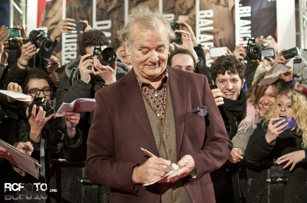 bill-murray-red-carpet-monuments-men-milano-pioltello-uci-cinemas-febbraio-2014