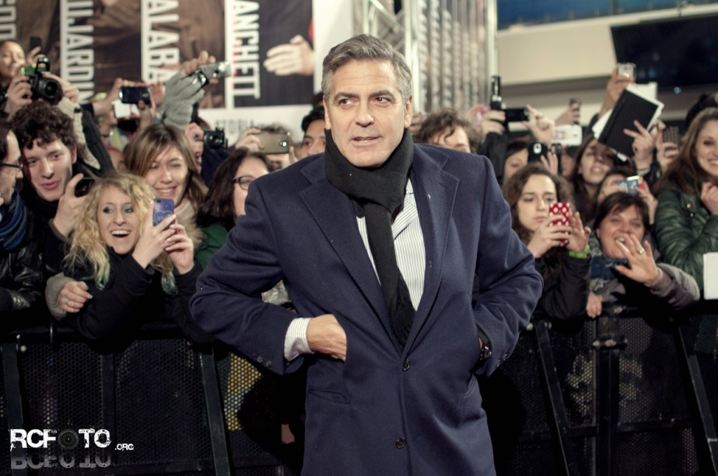 george-clooney-milano-red-carpet-monuments-men-cinema-uci-pioltello