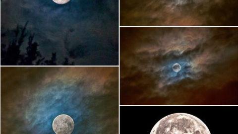 Super Luna di sabato 12 Luglio 2014