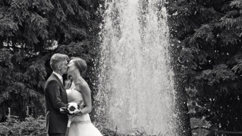 Stefano e Alessia, oggi sposi!
