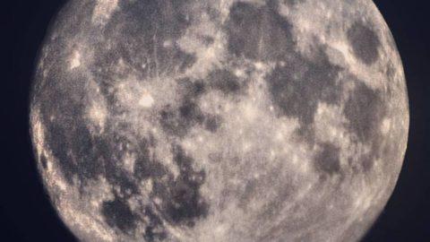 26 ottobre: ecco l' ultima Super Luna del 2015
